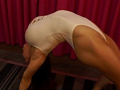Cum on Her Tits, Muscle Babe Fuck, Gorgeous Breast, FBB, flexy, Gymnastic Girls, Flexible Fuck, sexy Legs, Leotard, Huge Boobs, Mature Perfect Body