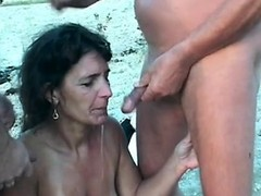 Cum Inside, cum Shot, Hot MILF, Milf, milf Mom, Perfect Body Amateur Sex, pee, Sperm Explosion