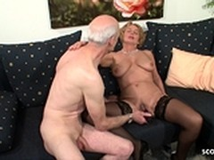 Beauties and Money, audition, Sex in German, German Casting Milf, Grandpa, Amateur Paid for Sex, Perfect Body Fuck