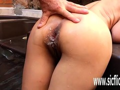 anal Fucking, Extreme Anal Insertions, Arse Drilling, Assfucking, Crazy Fuck, Buttfucking, fisted, Deep Pussy Insertion, Perfect Body Amateur Sex