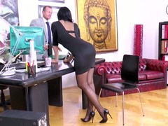 Office Boss, Pervers, Queen, Secretary Real