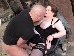 chub, fucked, Hot MILF, Hot Mom and Son, milfs, outdoors, Perfect Body Anal