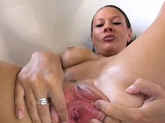 Giant Dildo, Rough Fuck Hd, Hardcore, Open Pussy Compilation, Perfect Body Milf, vagina
