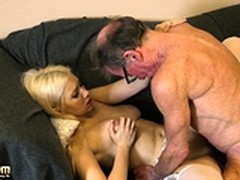 18 Yr Old Teens, Old Babe, Cum, Cum Swallowing Female, girls Fucking, Old Guy Fucks Teen Girl, Perfect Body Amateur Sex, Sperm in Mouth, Swallowing