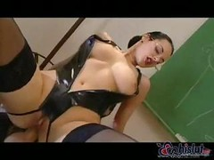 fucked, High Heels Fuck, Latex Gloves, Perfect Body Anal