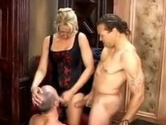 3some, big Dick in Ass, Ass Dildos, Butt Drilling, Anal Dildo, Assfucking, Buttfucking, Dildo Chair, hubby, Blindfold, Perfect Body Masturbation, Blowjob, Amature Threesome, Toys, Watching, Girls Watching Lesbian Porn