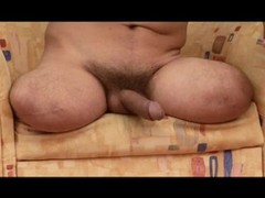 Amputee Babe, fuck, Perfect Body Masturbation