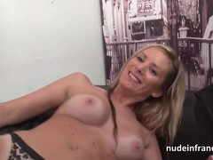 Shy Audition, French, French Cougar Anal, Hot MILF, Mom Son, milf Mom, Perfect Body Hd