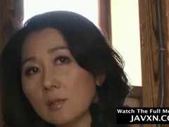 Japanese Mom Uncensored Porn Video