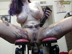 anal Fuck, Cutie Anal Dildoing, Arse Fuck, Anal Training Dildo, Round Ass, chicks, rides Dick, Huge Dildo, Riding Dildo, Big Dildo, Machine Fucking Orgasm, Riding Dick, Tattoo, Toys, Assfucking, Buttfucking, Perfect Ass, Perfect Body Anal Fuck