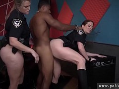 Ebony Girl, Black and White, Cop, Monster Cocks Tight Pussies, Ebony, White Milf, Perfect Body Amateur Sex, cops, Police Woman