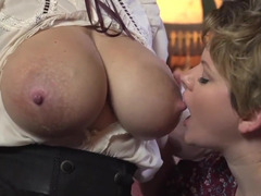 Milf, Lactating Boobs, sex Moms