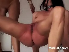 BDSM, Fetish, lesbian Domination, Real Amateur Pain, whipping, Erotic Mixed Wrestling, Wall Dildo