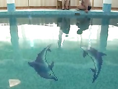 Art, bisexuals, Gilf Pov, grandmother, Milf, stepmom, sex Party, at Pool, Pool Party, floppy Boobs, Huge Boobs, Husband Watches Wife, Couple Fuck While Watching Porn, Mature Perfect Body
