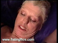 Extreme Double Fisting, Chick Double Fucking, Sluts Double Penetrated, Fetish, fist, women, Milf Stockings, Trimmed Pussy Creampie